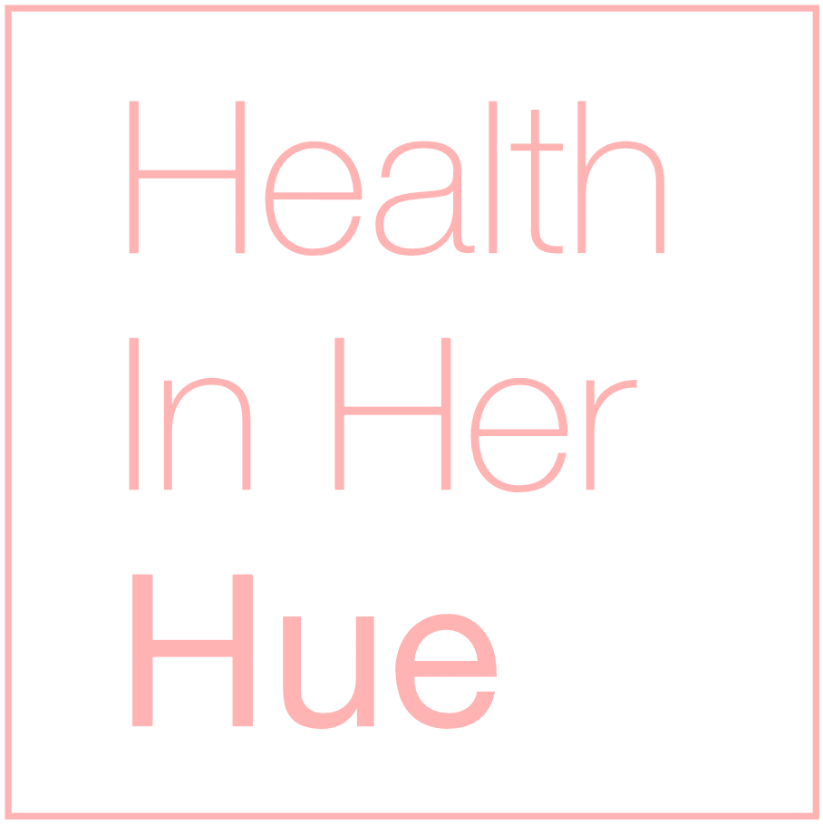 Health in Her Hue Logo